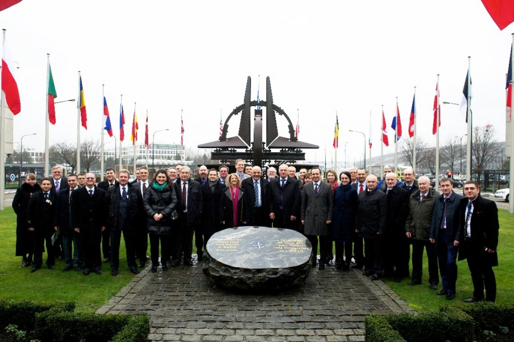 Experts and Guests during the Kick-Off Conference (NATO HQ)